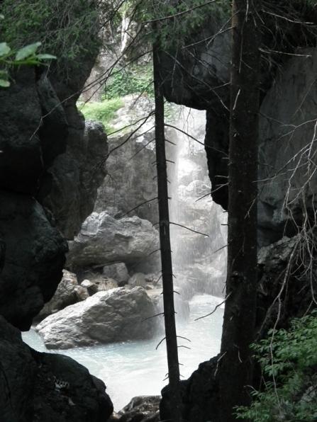 L'Orrido dell'Acquatona