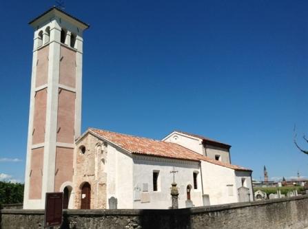 La Chiesa di San Giorgio a San Polo di Piave