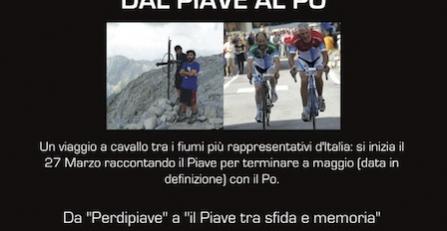 Il Piave, la bici, il viaggio!