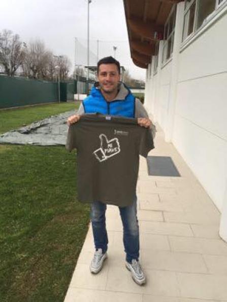 Manuel Pasqual ambasciatore del Piave in serie A!