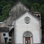 La chiesa di Perarolo