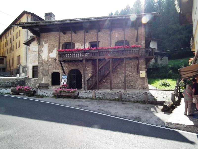 Pieve, la casa di Tiziano Vecellio
