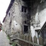 Una casa abbandonata