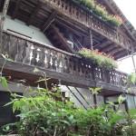 Una tipica abitazione del borgo