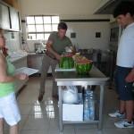 La cucina degli amici di Saletto