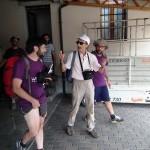 Il prof. Augusto Modolo ci illustra la storia di Soccher