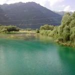 Il lago artificiale