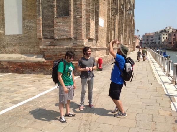 La Misericordia: tra architettura e… pallacanestro!