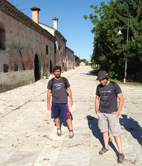 L'affascinante Borgo Malanotte
