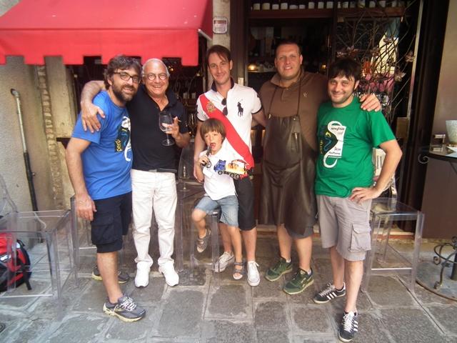 Tramezzino's family!