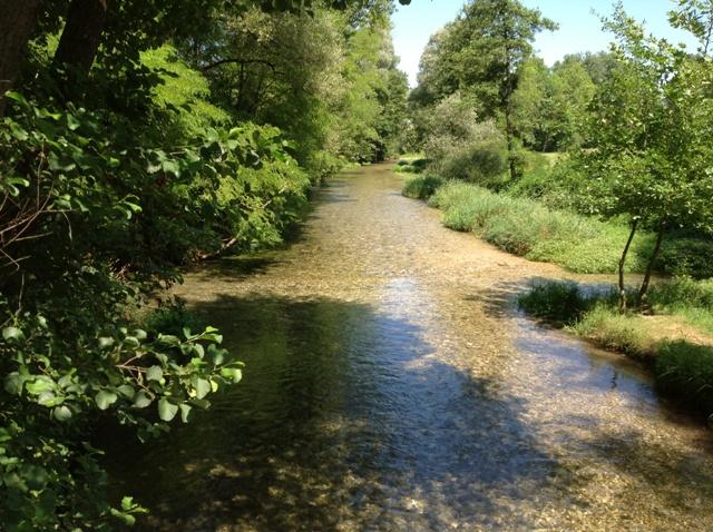La Baracca lungo il fiume