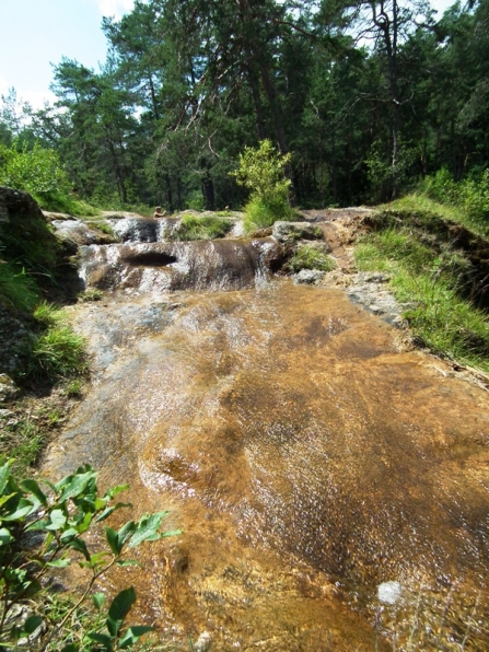 Le acque magiche di Lagole