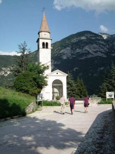 La chiesa di San Tommaso di Pirago