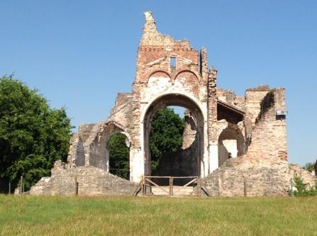L'Abbazia di Sant'Eustachio