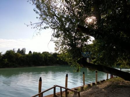 Il Parco Fluviale di San Donà. Foto di Filippo Sinibaldi