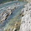 Non è Sardegna…è il Piave a Vas (BL)! Foto di Umberto Marchese
